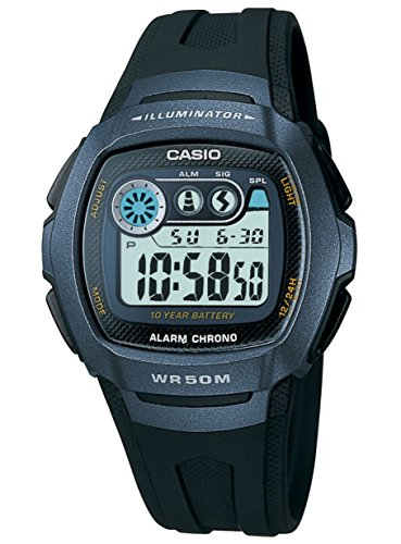 Casio Collection Herren Armbanduhr W-210-1BVES