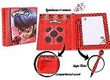 Bandai - Miraculous Ladybug - Journal intime interactif - parle français - role play - 82958...