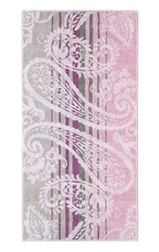Cawö Handtuch Noblesse Paisley 1067 Magnolie - 22-50 x 100 cm