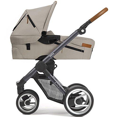 Mutsy Kinderwagen EVO - Urban Nomad cream / grey - Modell 2016