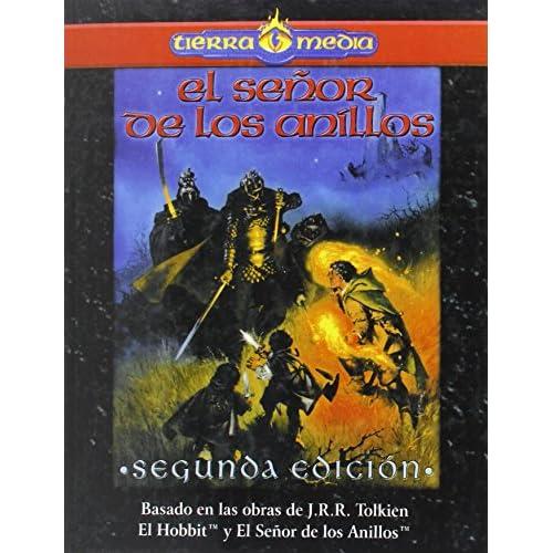 El señor de los anillos 2ª edición (Rol) 2
