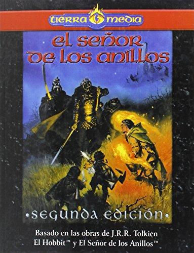 El señor de los anillos 2ª edición (Rol)