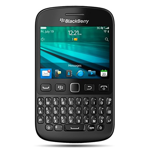 Blackberry 9720 Smartphone débloqué (Ecran: 2,8 pouces - BlackBerry OS 7.1) (import Europe)