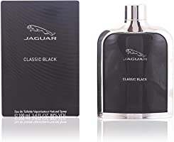 Classic Black by Jaguar - perfume for men - Eau de Toilette, 100ml