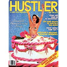 Hustler july 1981