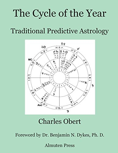 The Cycle of the Year: Traditional Predictive Astrology