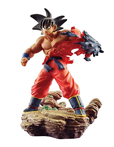 Megahouse - Figura Dragon Ball Goku dracap 2