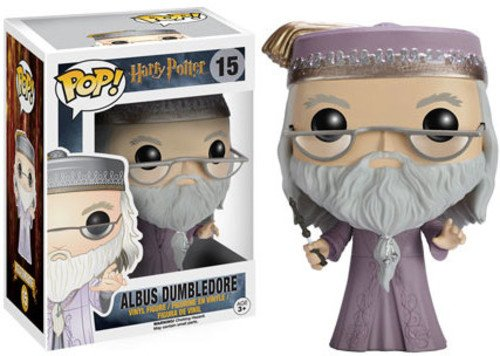 Funko - POP! Vinyl Collection Harry Potter - Figure Albus Dumbledore (5891)