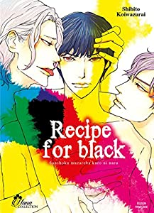 Recipe for black Edition simple One-shot