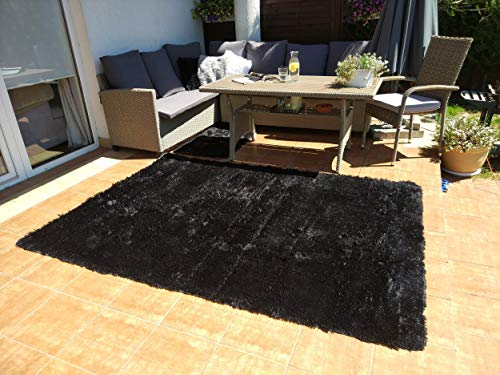 Tappeti Per Bambini Lavabili : Amazinggirl tappeto shaggy moderno design lavabile per camera dei