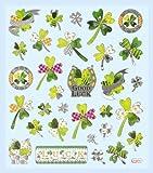 Hobby Design Sticker * Glücksklee Kleeblatt * Aufkleber 3452319