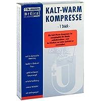 KALT-WARM Kompresse 13x14 cm mit Vlieshülle 1 St preisvergleich bei billige-tabletten.eu