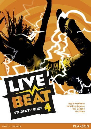 Live Beat 4 Students' Book: 4 (Upbeat) by Jonathan Bygrave (2015-01-15)