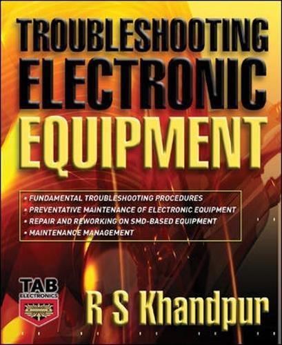 Troubleshooting Electronic Equipment (Tab Electronics)