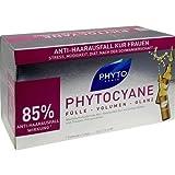Phytocyane Anti-Haarausfall Kur Frauen 12 x 7