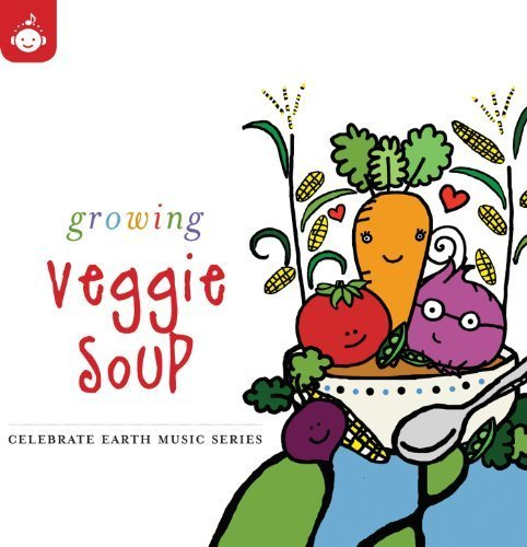 Growing Veggie Soup (The Celebrate Earth Children's Music Series from Recess Music) by Big Round Records (2010-07-27) - Slug-serie