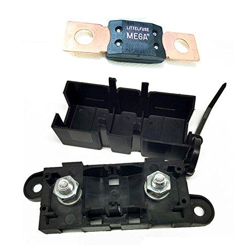 175 Serie (Woljay Bolt Down Auto Sicherungshalter mit MEGA Sicherung 175A 32V 298 Serie)
