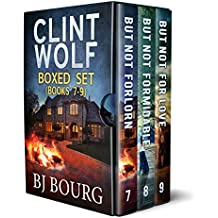 Clint Wolf Boxed Set: Books 7 - 9