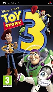 Toy Story 3: The Video Game (Sony PSP)