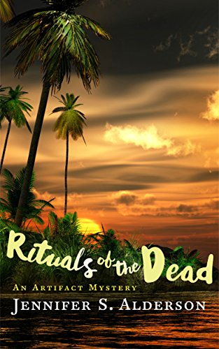 Rituals of the Dead (Adventures of Zelda Richardson Book 3) by Jennifer S. Alderson