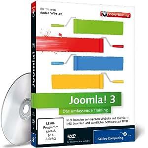 Joomla! 3 - Das umfassende Training