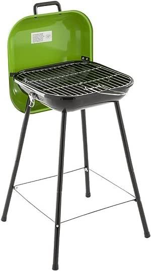 Grille Barbecue Double Acier Chromé 51 x 38CM   Point Vert Est