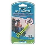 O'Tom Tick Twister Parasitenentferner für Haustiere, Einheitsgröße, zufällige Farbe