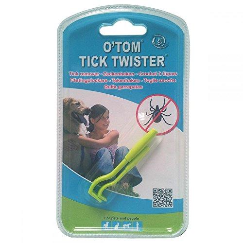 O 'Tom Tick Twister Pet Parasit Entferner, Unterschiedlich, Einheitsgröße