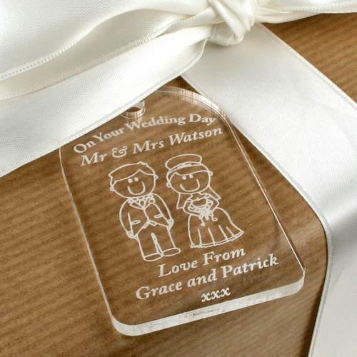personalised wedding gifts for bride and groom amazon co uk Wedding Gifts For Bride And Groom Australia bride & groom gift tag, wedding label, traditional wedding gift, personalised wedding gift idea wedding gifts for bride and groom australia