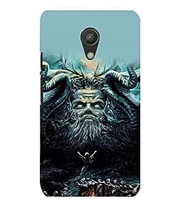 printtech Awesome Diety Summon God Back Case Cover for Motorola Moto G2 X1068::Motorola Moto G (2nd Gen)