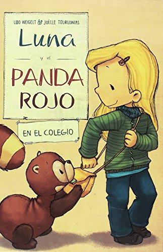 Luna y el panda rojo en el colegio, nº 4 por Udo Weigelt