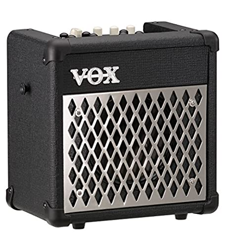 VOX MINI5-RM 5W Modeling Guitar Amplifier with Built-In Rhythm Patterns