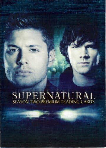 Inkworks Supernatural Season 2- 90 Base Card Base 90 Set by Inkworks d10751
