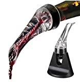 Professional Wine Aerator Pourer-Aerate Wines in Seconds-Aerators Give A Better Wine Drinking Experience