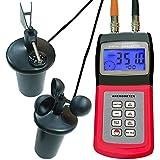 Anemómetro con Termómetro/Medidor de aire/viento PRO (AM-4836C)
