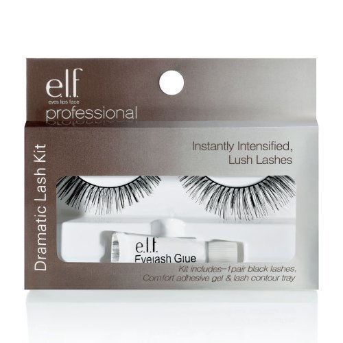 (3 Pack) e.l.f. Essential Dramatic Lash Kit - Black by e.l.f.