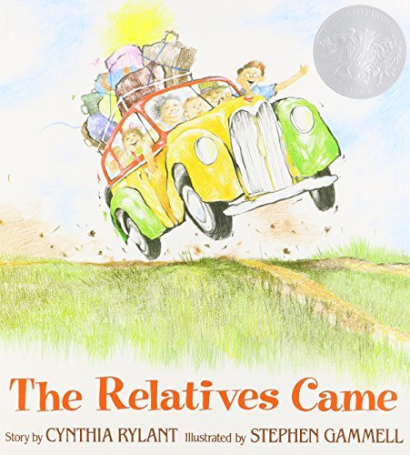 The Relatives Came (Live Oak Readalong) by Cynthia Rylant (2004-10-14)