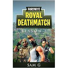 Fortnite Royal Deathmatch: Temporada 5