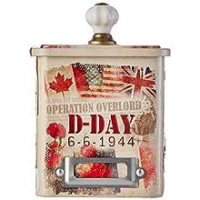 DV FRANCE - Grands Sablés - Dans une Boîte 1/2 Collector - Décor Operation Overlord 120 G