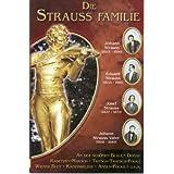 Die Strauss-Familie [Musikkassette] [Casete]