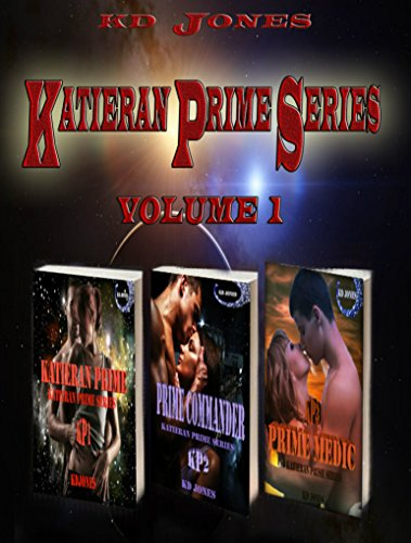 Katieran Prime Series Volume 1 (Katieran Prime Series Bos-Set)