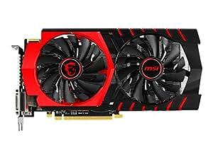 MSI V305-030R AMD Radeon R7 370 Gaming 4G Grafikkarte (16x PCI-e 3.0, 4GB GDDR5 Speicher, DVI, HDMI, DisplayPort)