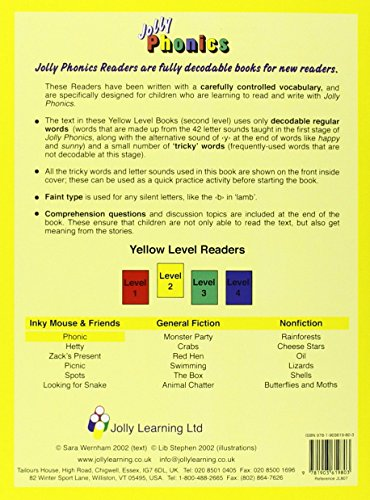 Jolly Readers Pack,. Complete Set Level 2 (18 libros)