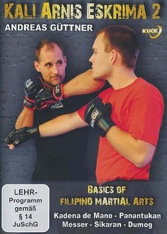 Basics of Filipino Martial Arts - Kali Arnis Eskrima 2 [Import allemand]