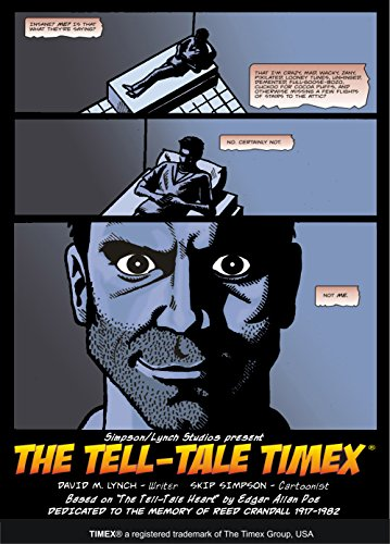 the-tell-tale-timex-english-edition