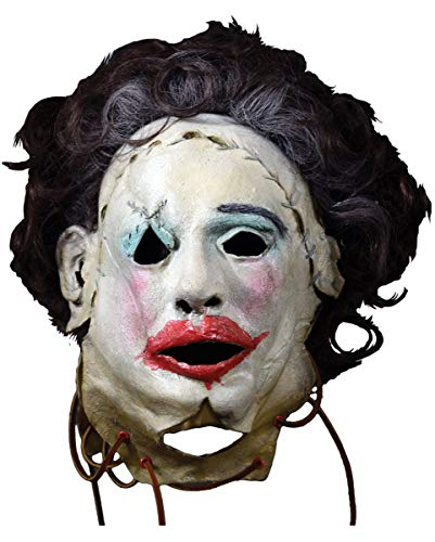 Horror-Shop The Texas Chainsaw Massacre Pretty Woman Maske für Halloween