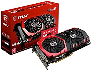 MSI Radeon RX 480 GAMING X 4GB DDR5 256bit 1xDVI 2xHDMI 2xDP