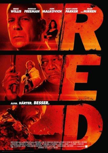 R.E.D. - Älter, härter, besser [dt./OV] -