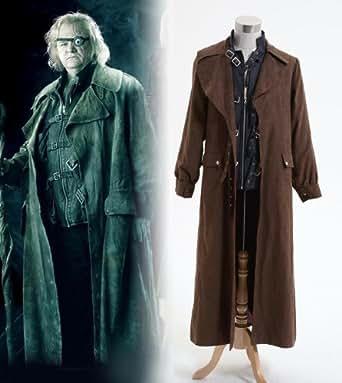 Harry Potter Alastor Moody Mad-Eye Set de Costume Cosplay Déguisement - *Sur Mesure*