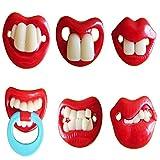 PriMI, divertido chupete de silicona para bebé, cuidado de ortodoncia